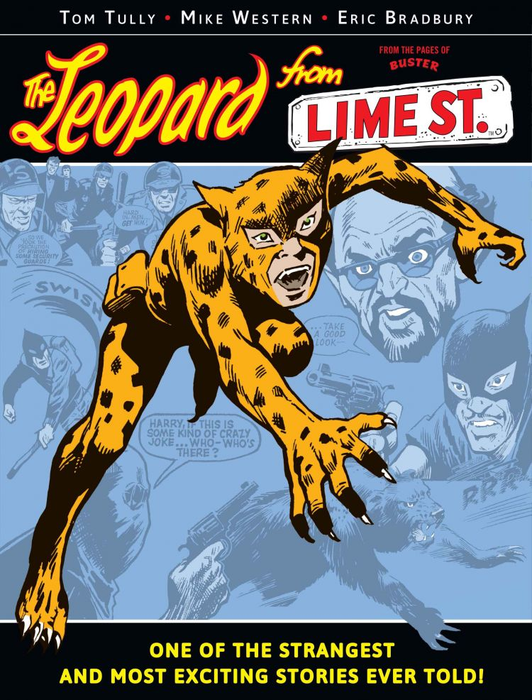 The Leopard from Lime Street: Book 1