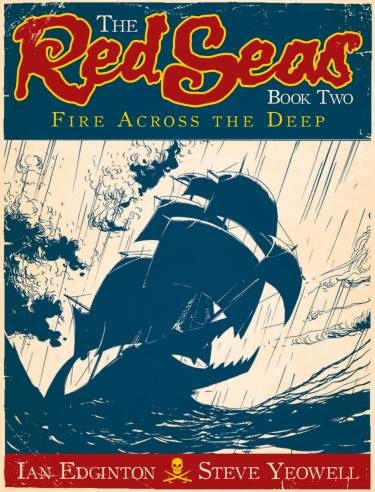 The Red Seas: Book II
