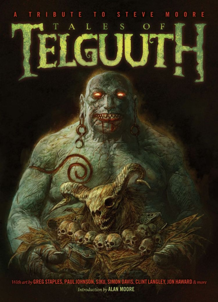 Tales of Telguuth