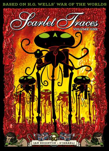 Scarlet Traces Vol. 1