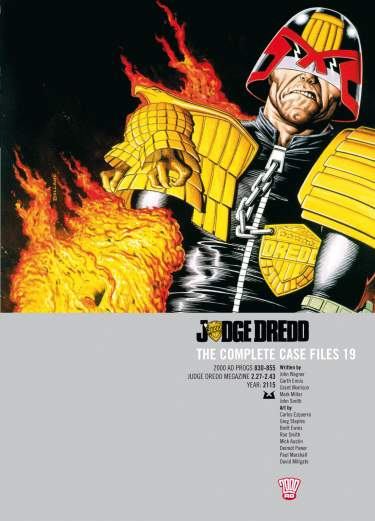 Judge Dredd: Case Files 19