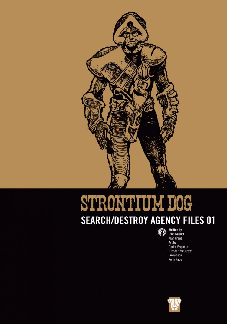 Strontium Dog: S/D Agency Files 01