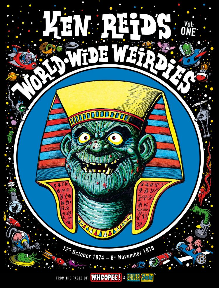 Ken Reid - World-Wide Weirdies: Vol. 1