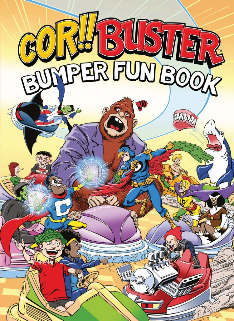 Cor! Buster Bumper Fun Collection