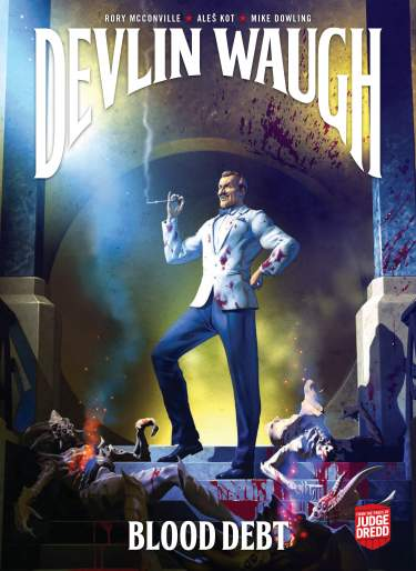 Devlin Waugh: Blood Debt