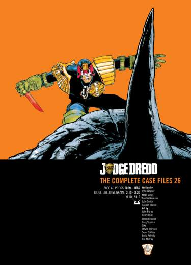 Judge Dredd: Case Files 26