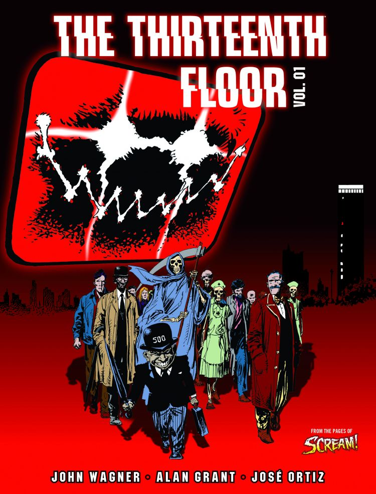 The Thirteenth Floor - Volume 01