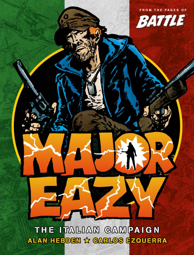 Major Eazy: Volume One – The Italian Campaign