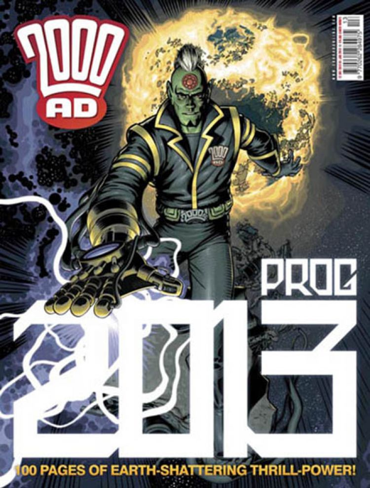 2000 AD Prog 2013 (Chistmas Special)