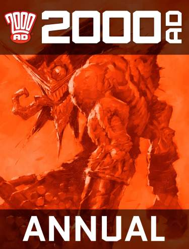 Annual 2000 AD Subscription