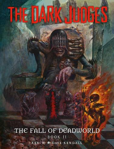 The Dark Judges: The Fall of Deadworld 2