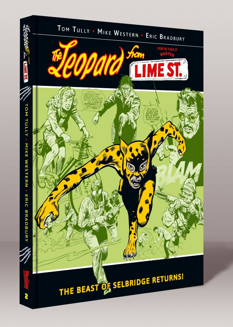 The Leopard from Lime Street Book 2 - Limited Hardback Edition