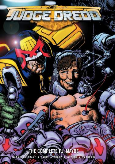 Judge Dredd: The Complete P.J. Maybe