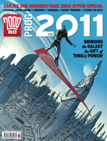 2000 AD Prog 2011 (Chistmas Special)