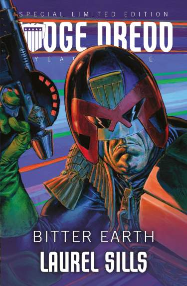 Judge Dredd: Bitter Earth