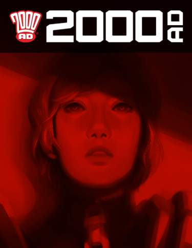 2015 Complete 2000 AD Prog Collection