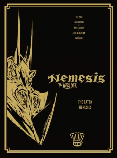 Nemesis the Warlock: The Later Heresies - Limited Edition Hardback