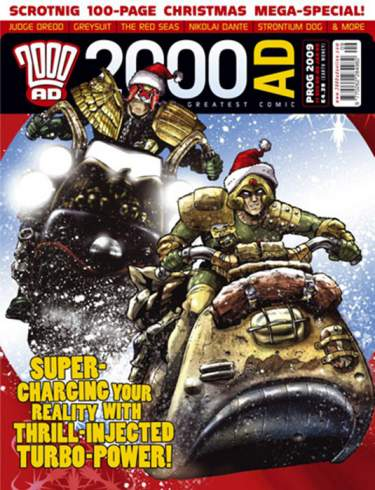 2000 AD Prog 2009 (Chistmas Special)