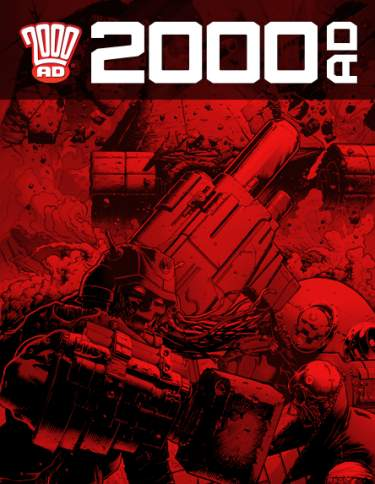 2003 Complete 2000 AD Prog Collection