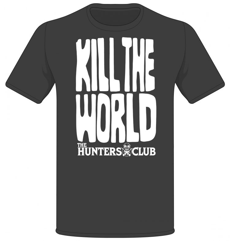 'Hunters Club' T-shirt