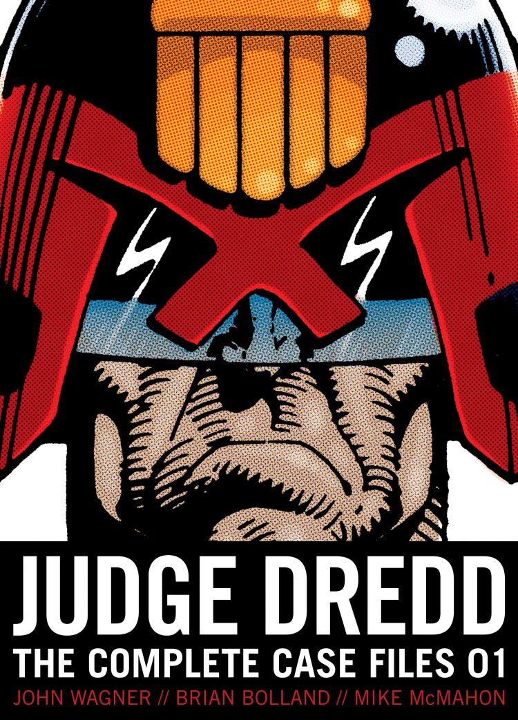 US JUDGE DREDD: CASE FILES 01