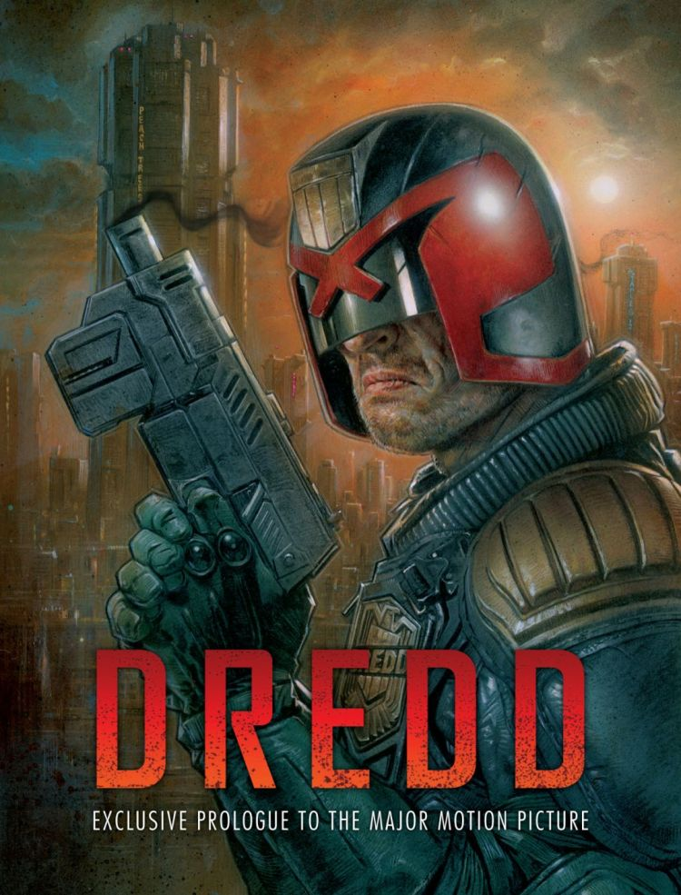 DREDD Movie Prequel