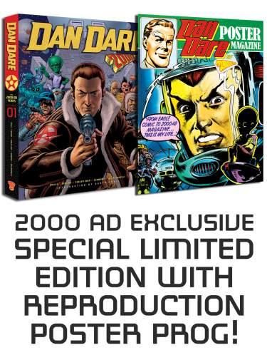 Dan Dare - The 2000 AD Years - Vol.1 (LIMITED EDITION)