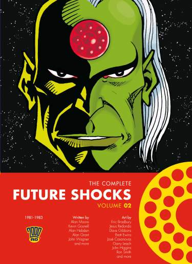 Complete Future Shocks vol 02
