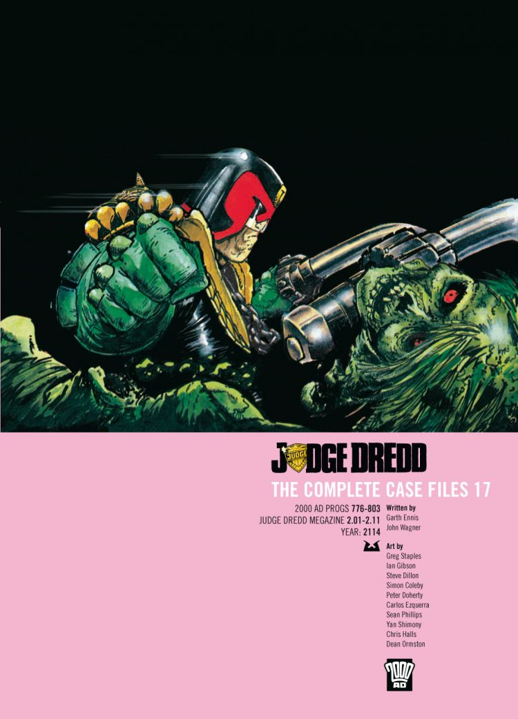 Judge Dredd: Case Files 17