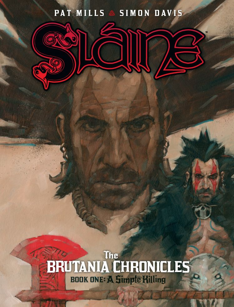 Sláine: The Brutania Chronicles - Book 1