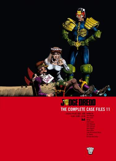 Judge Dredd: Case Files 11