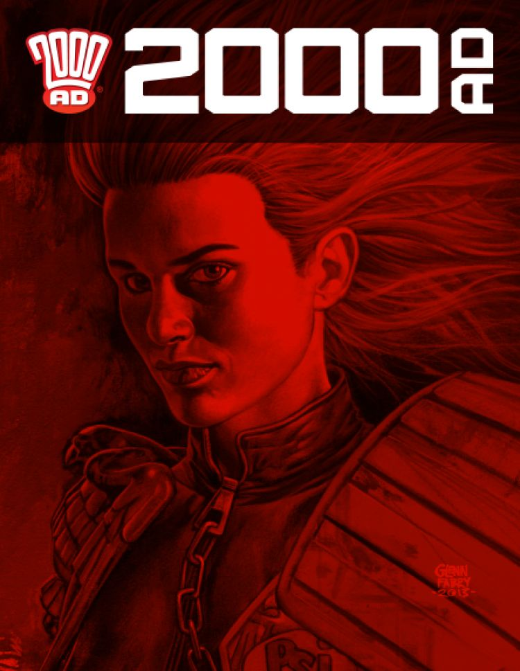 2013 Complete 2000 AD Prog Collection