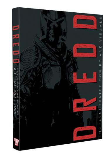 DREDD Screenplay (Limited Edition Hardback)