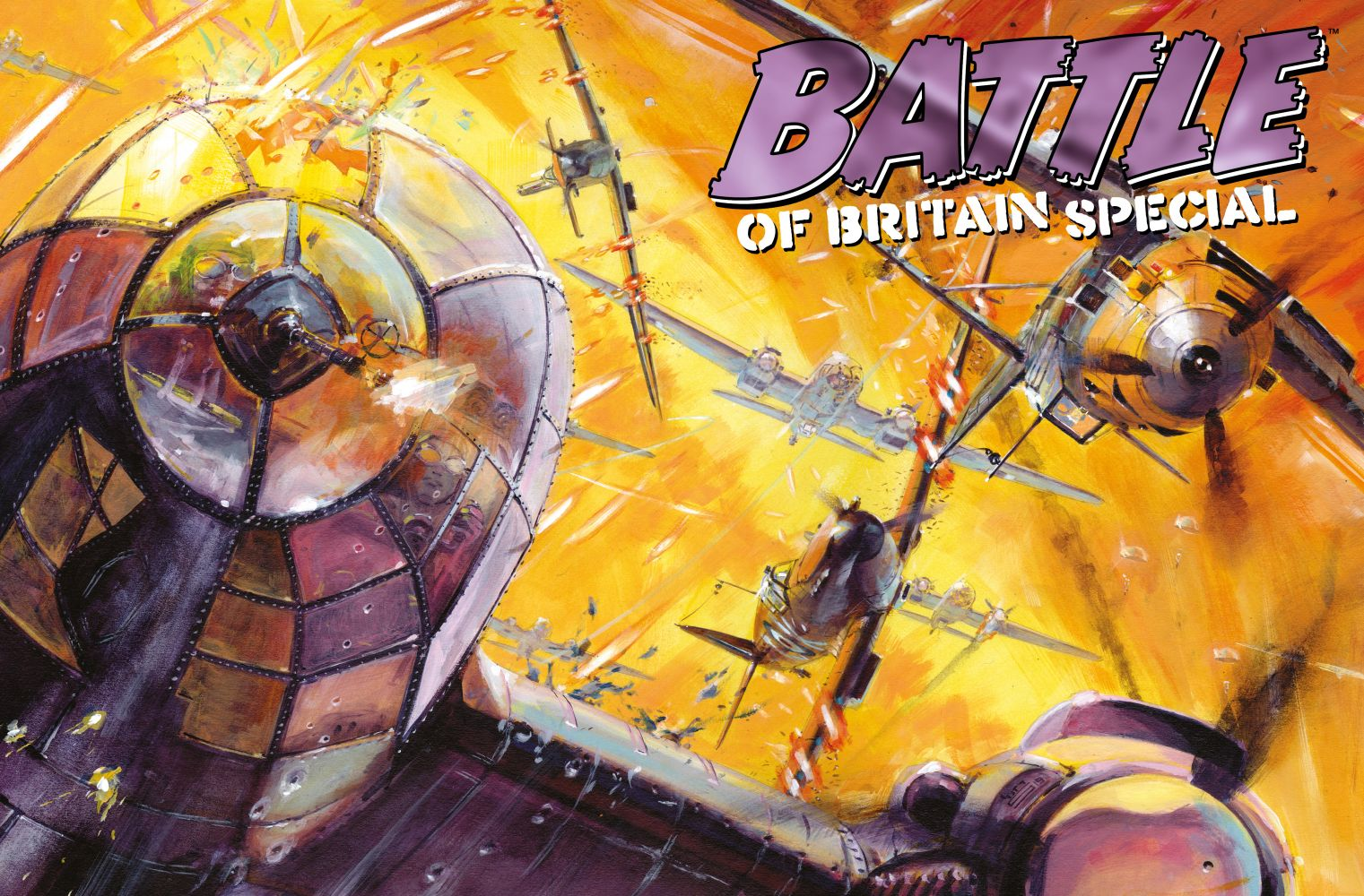 Battle (of Britain) Special 2020 Webshop Exclusive Cover