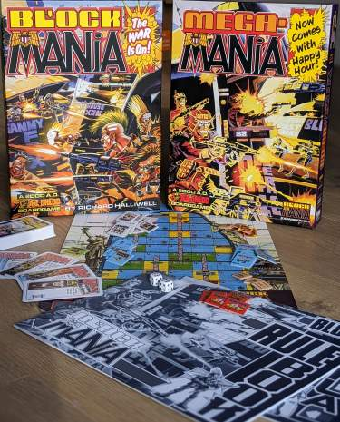 Block&Mega Mania Bundle