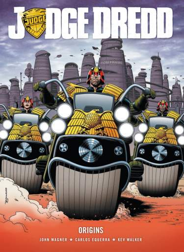 Judge Dredd: Origins