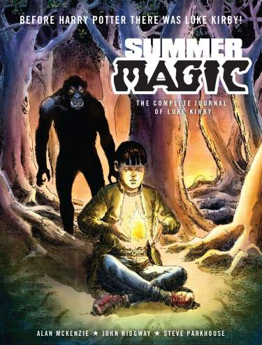 Summer Magic: The Complete Journal of Luke Kirby [Standard Edition Paperback]