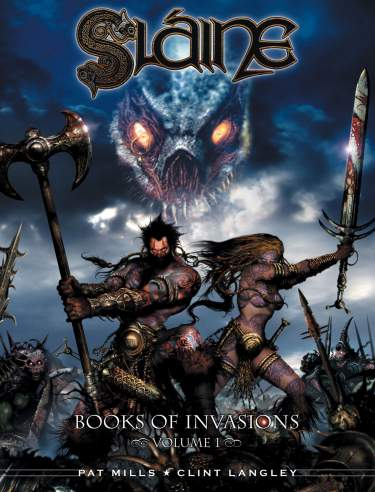 Sláine: Book of Invasions Vol. 1