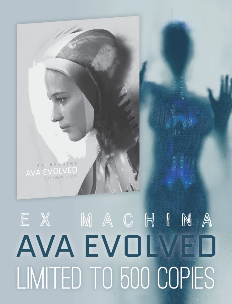 Ex Machina - Ava Evolved