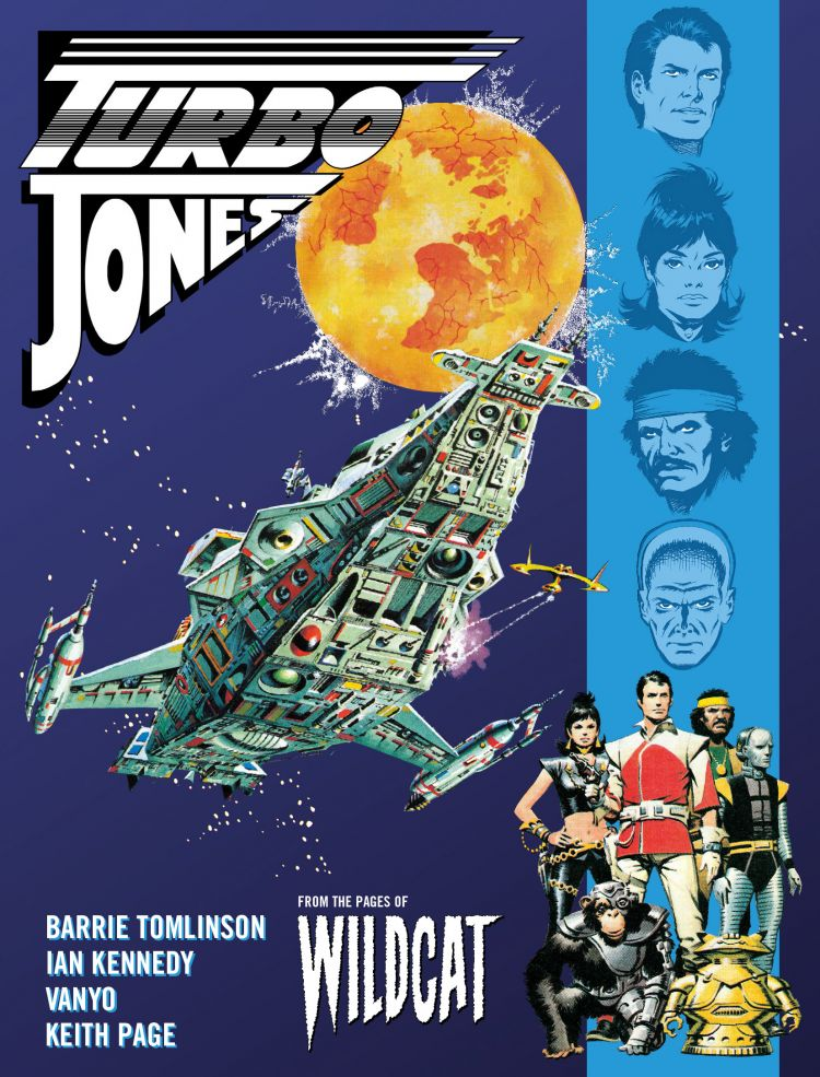 Wildcat: Turbo Jones