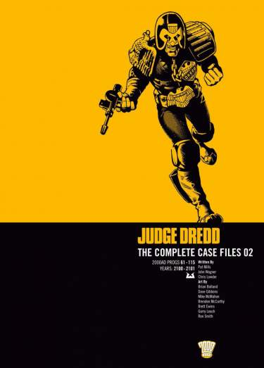 Judge Dredd: Case Files 02
