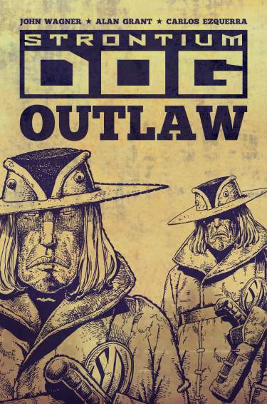 Strontium Dog: Outlaw [B-FORMAT]