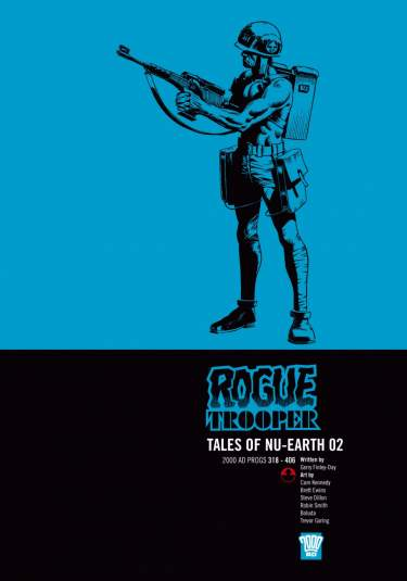 Rogue Trooper: Tales of Nu-Earth 02