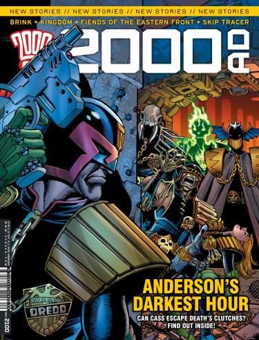 2000 AD Shop : Death's Dark Angels