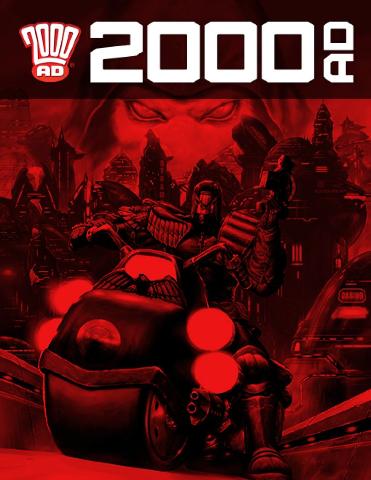 2010 Complete 2000 AD Prog Collection