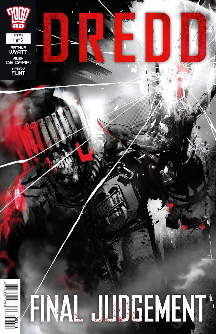 DREDD: Final Judgement # 1