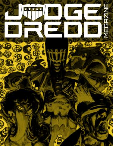 2003 Complete Judge Dredd Megazine Collection