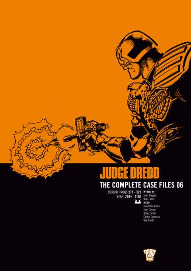 Judge Dredd: Case Files 06