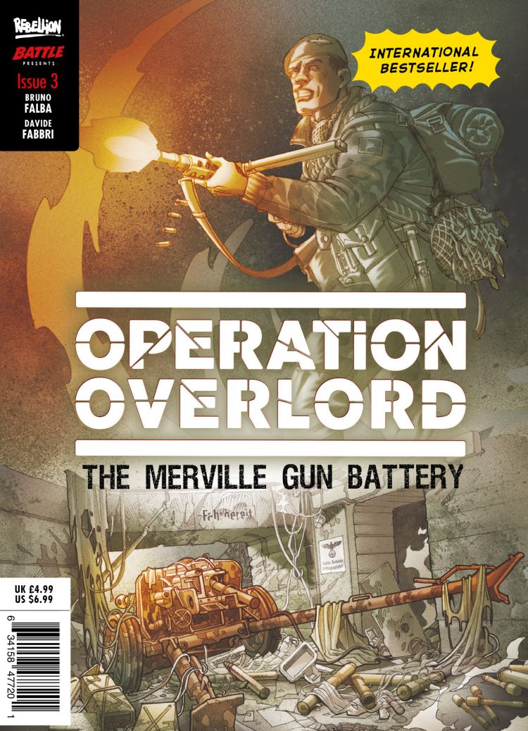 Operation Overlord Issue #3