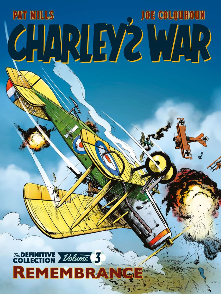 Charley's War Volume 03